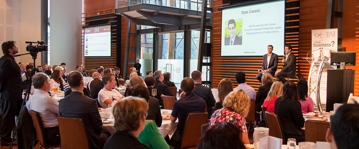 BNI Adelaide - Business Network International